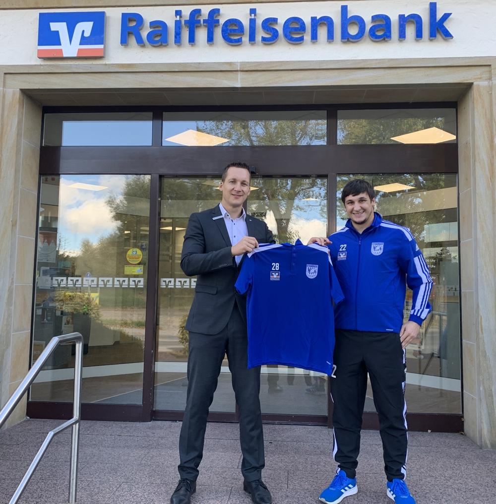Spendeübergabe der Raiffeisenbank Burgebrach-Stegaurach eG 2018