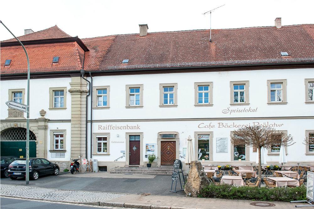 Geschäftsstelle Ebrach